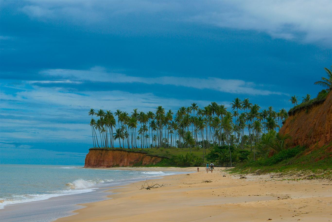 Cumuruxatiba Bahia - Pousadas Praias Restaurantes