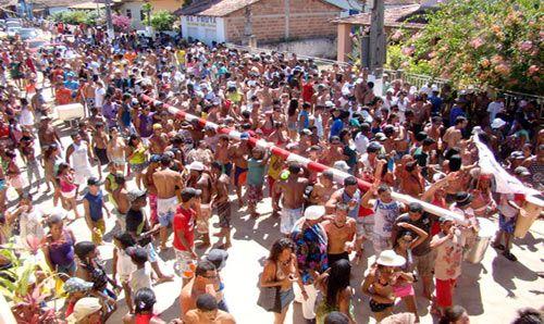 Festa de São Sebastião - Eventos em Cumuruxatiba Bahia