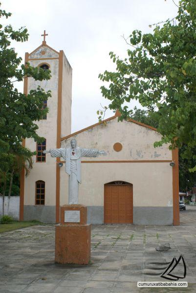 Igreja Católica de Cumuruxatiba