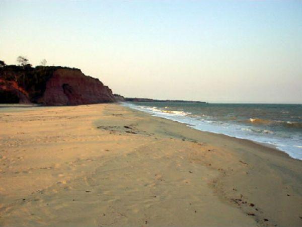 Praia da Japara Mirim Cumuruxatiba Bahia - Pousadas Praias Restaurantes