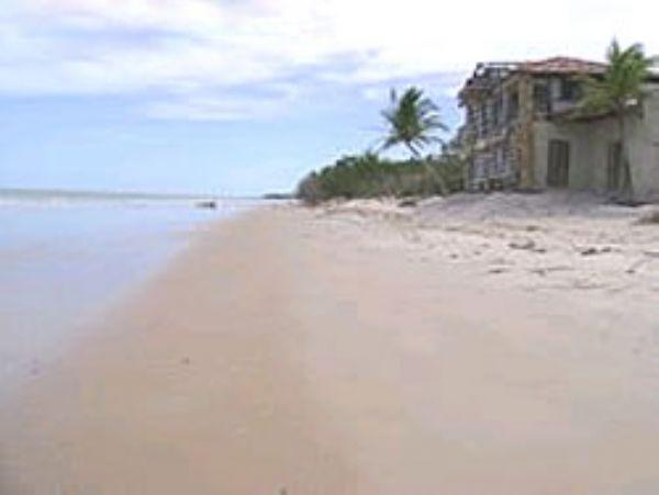 Praia do Calambrião Cumuruxatiba Bahia - Pousadas Praias Restaurantes