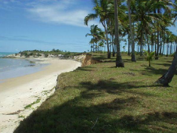 Praia do Imbassuaba Cumuruxatiba Bahia - Pousadas Praias Restaurantes