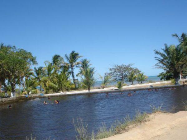 Represa de Água Doce de Cumuruxatiba - Ponto Turístico em Cumuruxatiba Bahia